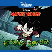 Disney Mickey Mouse - Disney Mickey Mouse, The Scariest Story Ever: A Mickey Mouse Halloween Spooktacular  artwork