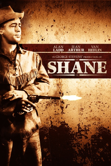 an analysis of the movie shane by george stevens Shane (1953) information, ranked #154 by films 101, directed by george stevens, starring alan ladd, jean arthur.