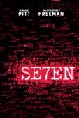 Seven - David Fincher Cover Art