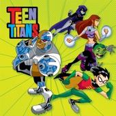 Teen Titans, Season 5 - Teen Titans Cover Art