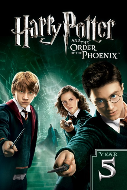 harry potter teil 5