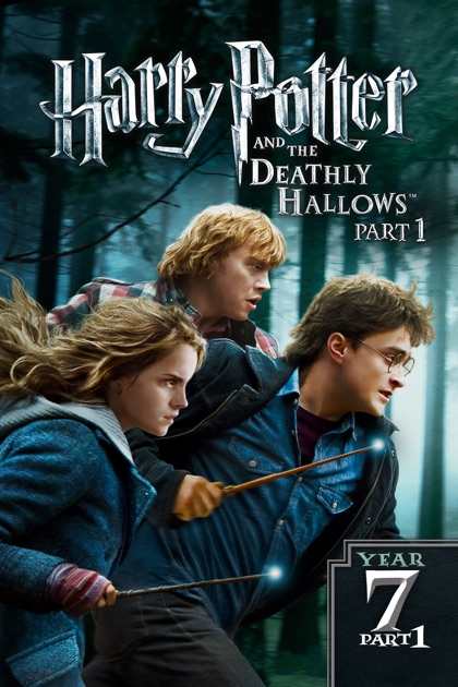 Harry Potter and the Deathly Hallows, Part 1 on iTunes
