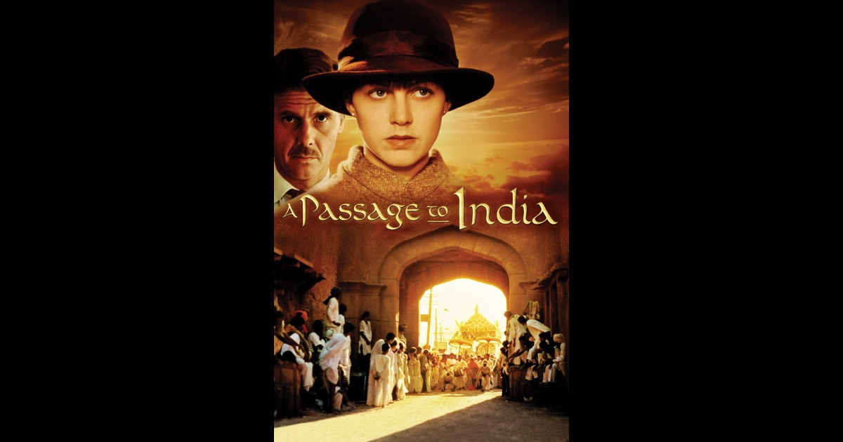 The movie a passage to india