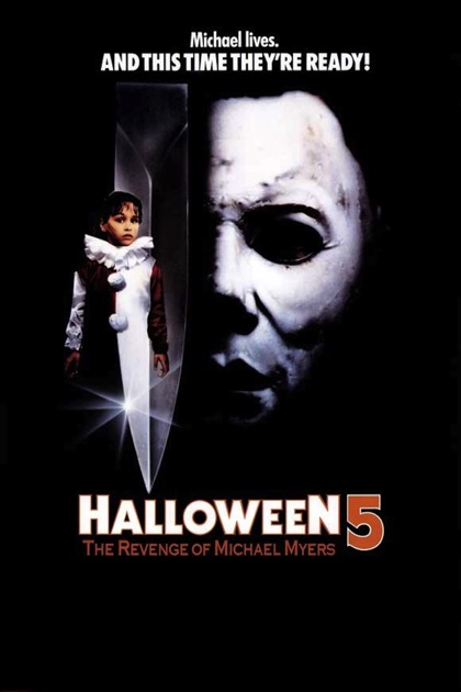 Halloween 5: The Revenge of Michael Myers on iTunes