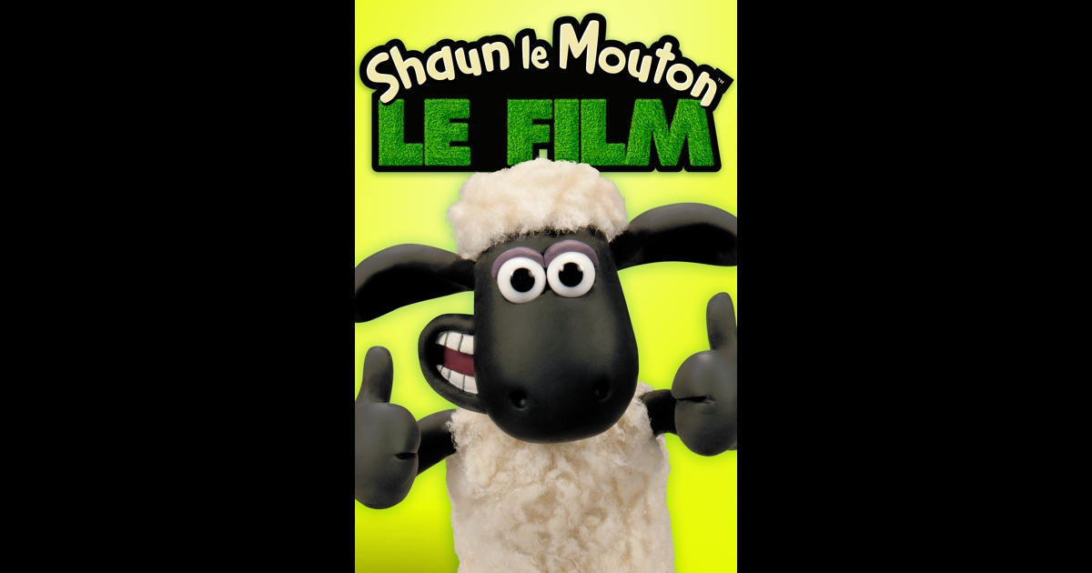 shaun le mouton le film sur itunes. Black Bedroom Furniture Sets. Home Design Ideas