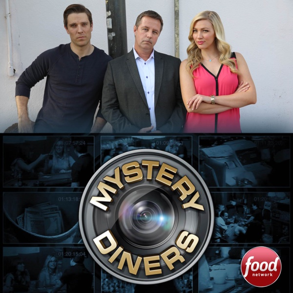 Mystery Diners Food Network Cast