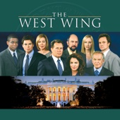The West Wing, Season 3 - The West Wing Cover Art