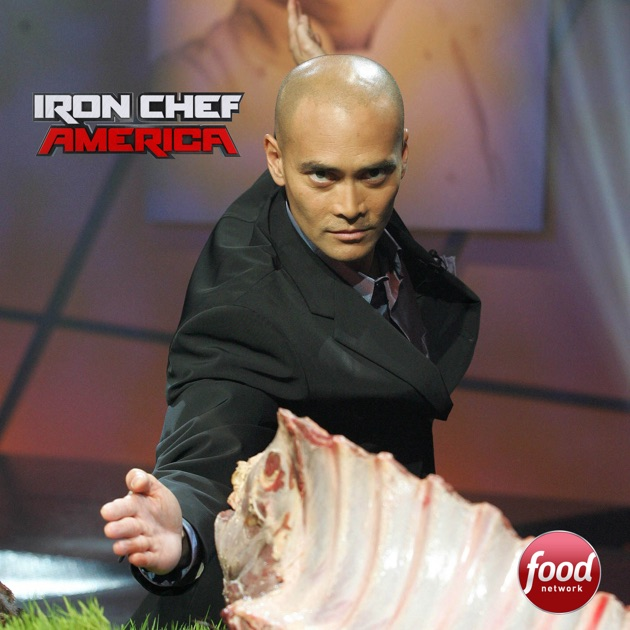 Iron Chef America - Wikipedia