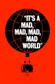 Stanley Kramer - It's a Mad, Mad, Mad, Mad World  artwork
