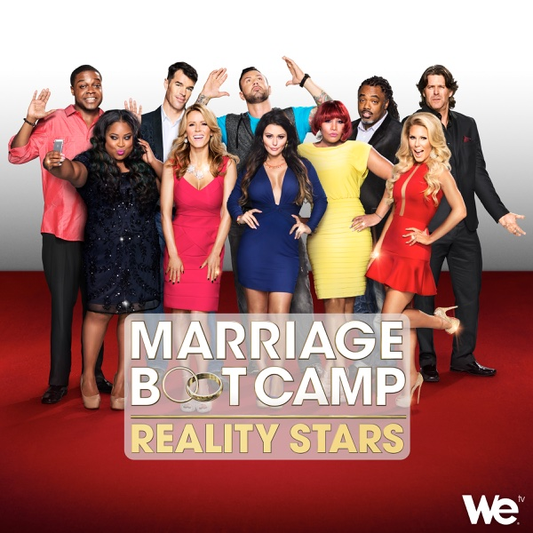 Watch Series - Marriage Boot Camp: Reality Stars - Season 8