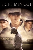 Eight Men Out - John Sayles Cover Art