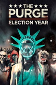 James DeMonaco - The Purge: Election Year  artwork