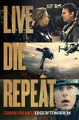 Doug Liman - Live Die Repeat: Edge of Tomorrow artwork