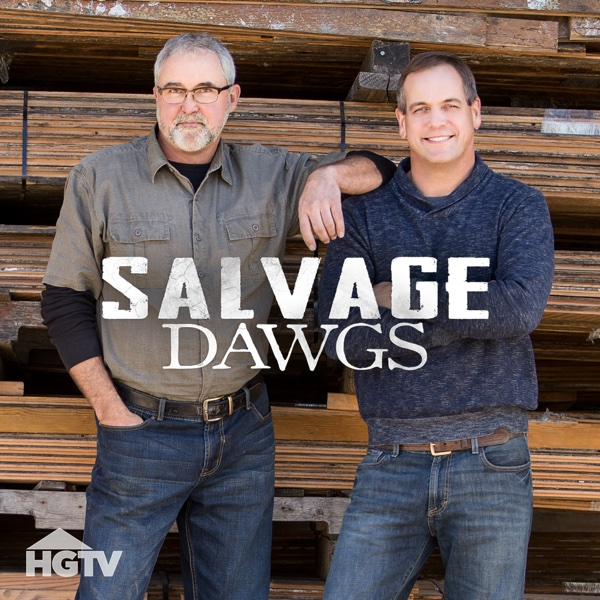 Watch Salvage Dawgs Season 5 Episode 10 Mt Vernon Greek