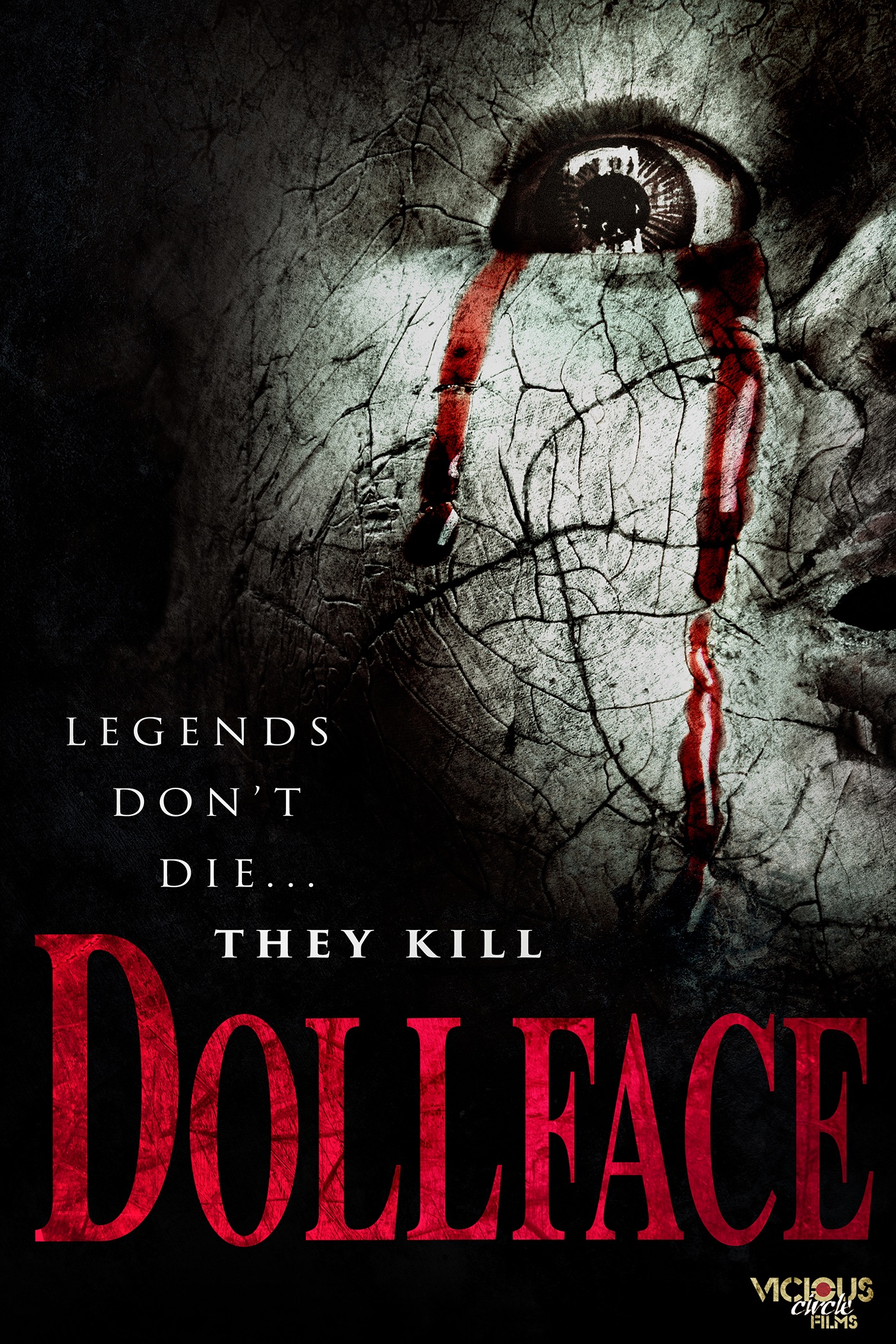 La venganza de Dorchester: El retorno del crinolina Head (Dollface)
