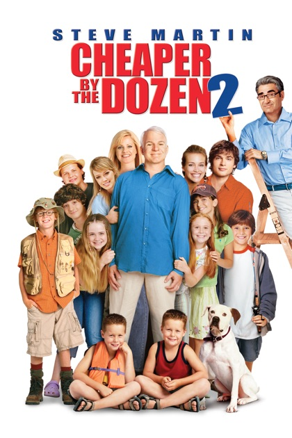Cheaper By the Dozen 2 on iTunes