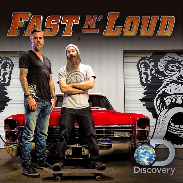 Fast N Loud Build To Mega Race  Discovery