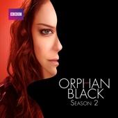 Orphan Black, Season 2 - Orphan Black Cover Art