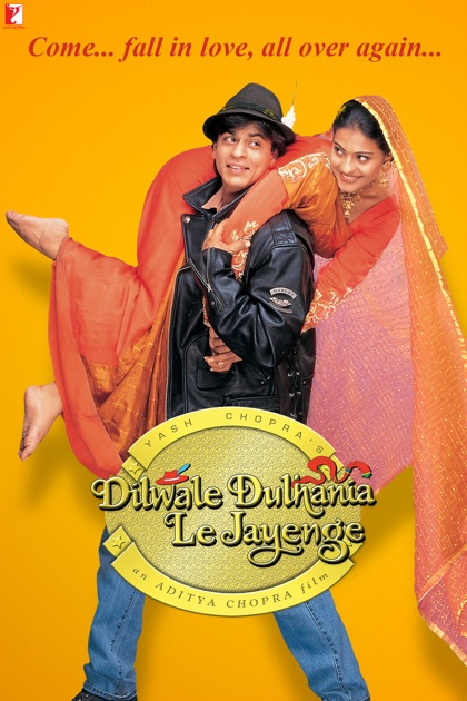 Dilwale Dulhania Le Jayenge on iTunes