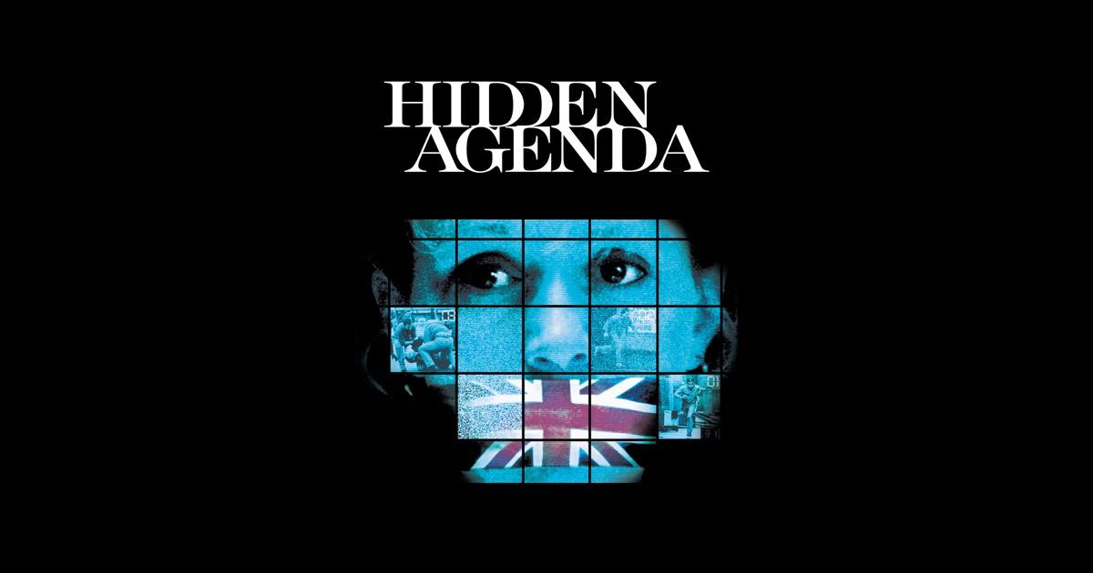 Тайные сведения  hidden agenda 1990