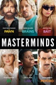 Masterminds (2016) - Jared Hess Cover Art