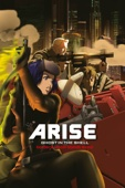 Ghost in the Shell - ARISE: border:4 Ghost Stands Alone