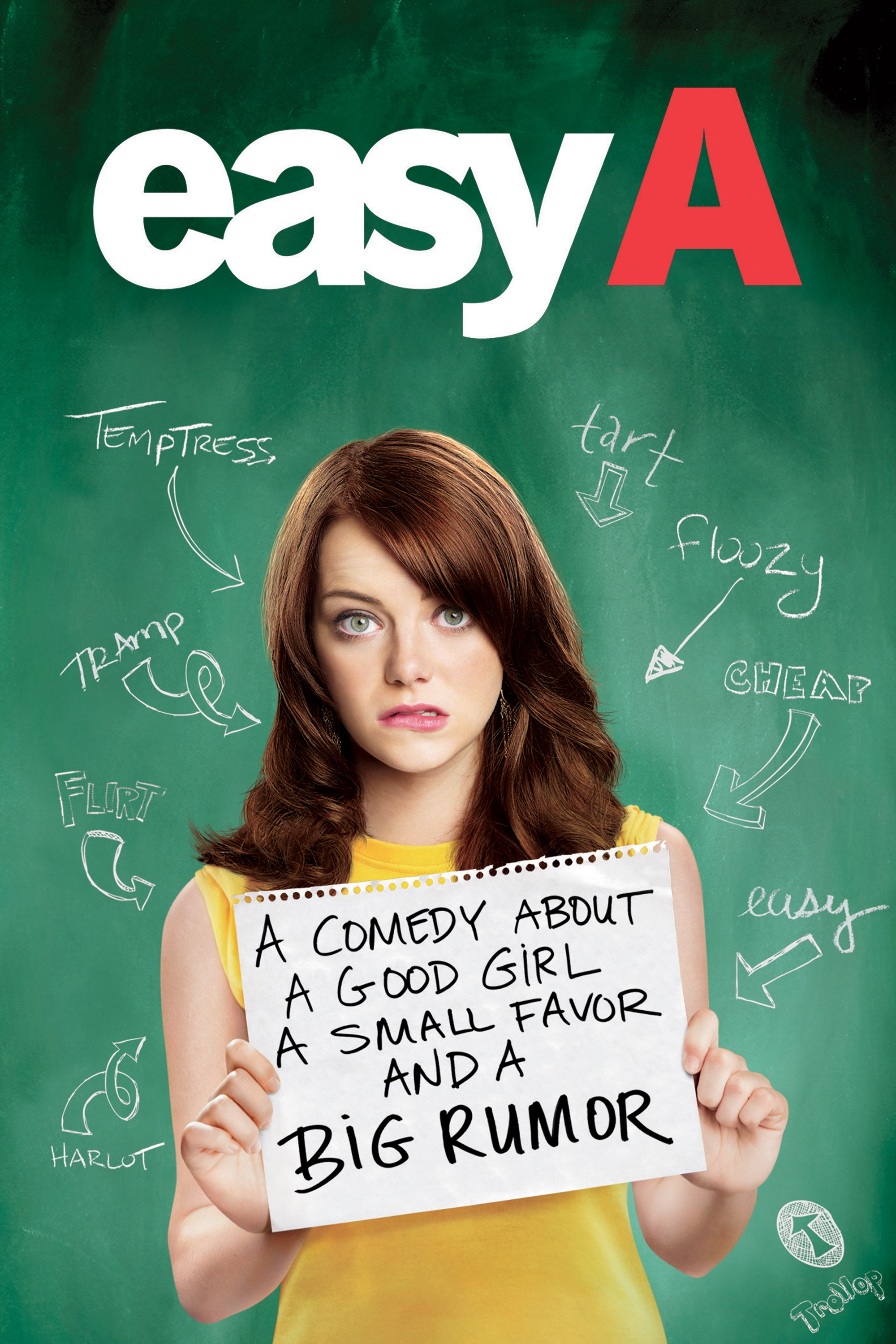 "How does ""Easy A"" compare to ""The Scarlet Letter"""