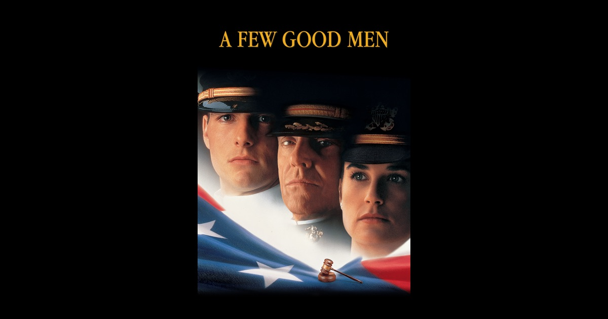 a few good men Coming to nbc craig zadan and neil meron team up with aaron sorkin for a groundbreaking live television production of his broadway play, a few good men.