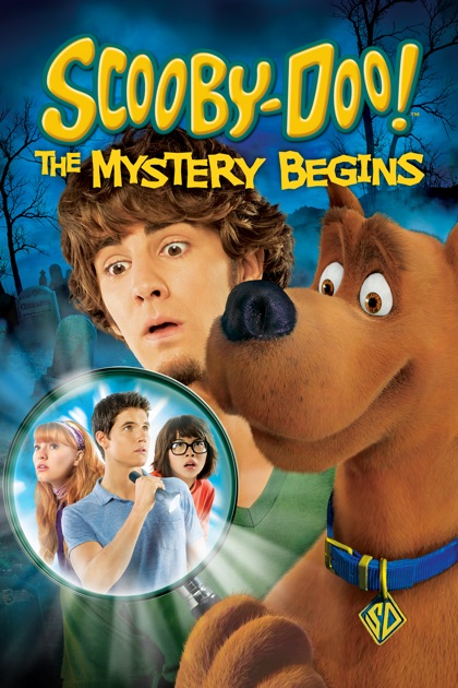 Scooby doo the mystery begins on itunes - Scoobidou film ...