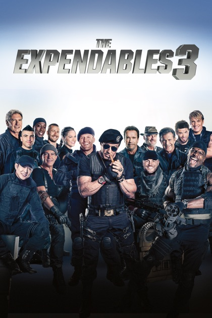 the expendables 3 on itunes