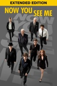 Louis Leterrier - Now You See Me - Extended Edition  artwork