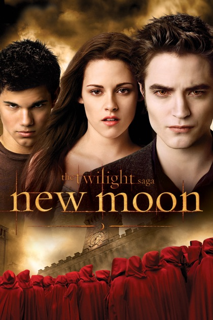 the twilight saga new moon on itunes