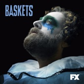 Baskets, Season 1 - Baskets Cover Art