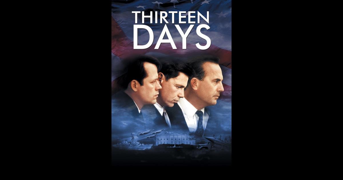 power in the film thirteen days