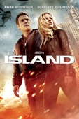 Michael Bay - The Island  artwork