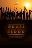Ty Evans - We Are Blood  artwork