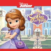 Sofia the First, Vol. 7 - Sofia the First Cover Art