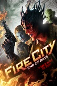 Tom Woodruff Jr. - Fire City: End of Days  artwork