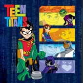 Teen Titans, Season 1 - Teen Titans Cover Art