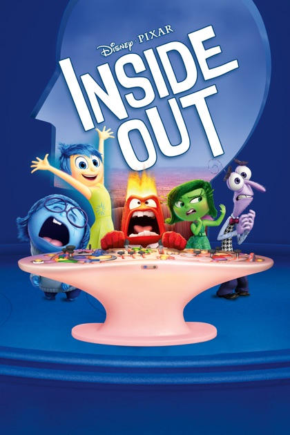Inside out 2015 on itunes for Inside movie