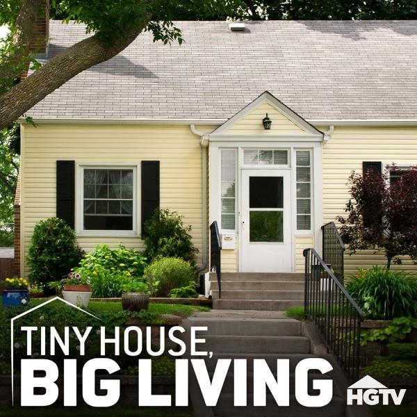 watch tiny house big living episodes season 1. Black Bedroom Furniture Sets. Home Design Ideas
