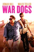 War Dogs (2016) - Todd Phillips Cover Art