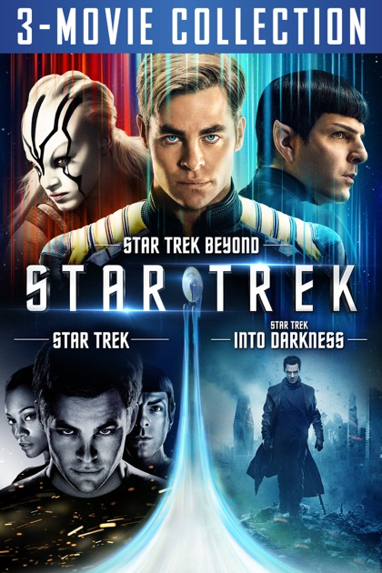 Star Trek 3-Movie Collection - A Movie Collection on iTunes