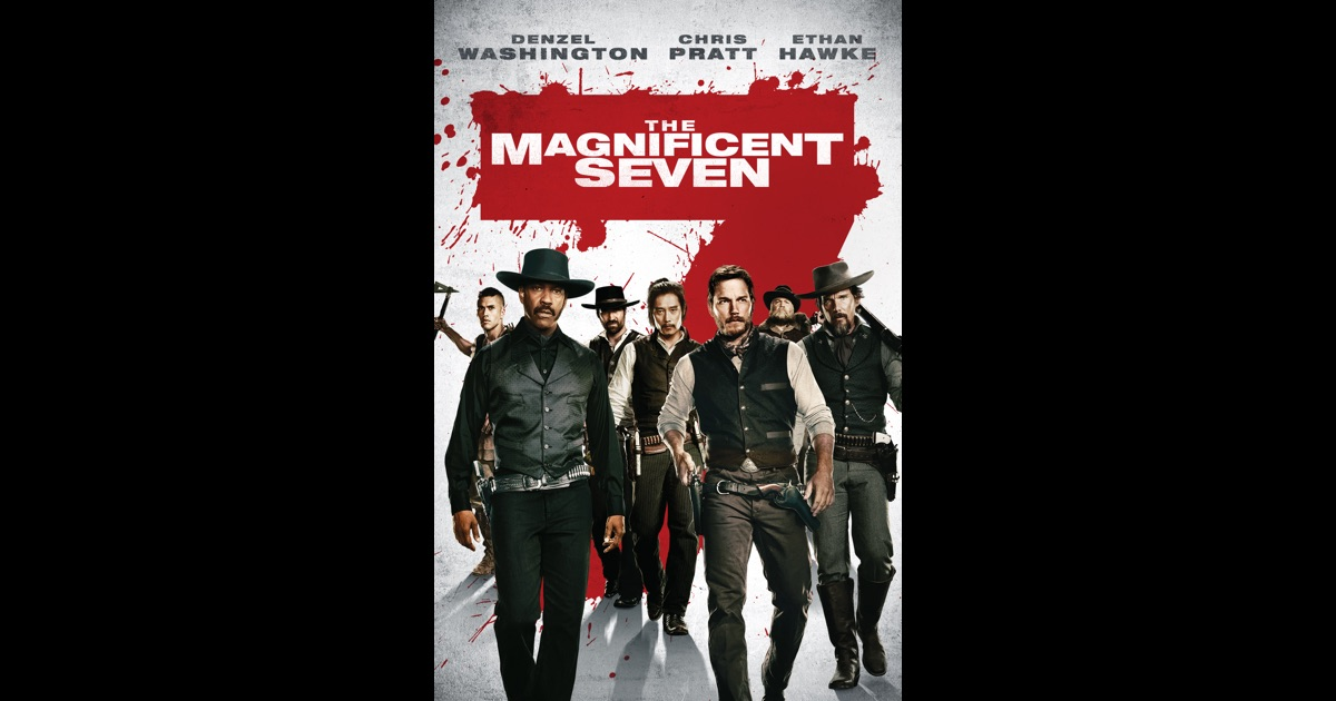 magnificent seven torrent