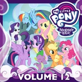 My Little Pony: Friendship Is Magic, Vol. 12 - My Little Pony: Friendship Is Magic Cover Art